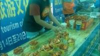 中外美食:澳洲章鱼脚 台湾虾扯蛋……