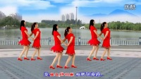 广晋广场舞双人舞《你不来我不老》附原创分解动作_标清_标清