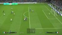 【91实况】实况足球2018 Online Beta Match 3