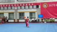 八极拳竞赛套路~薛文益 2017山西省武术套路锦标赛