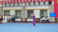 华拳竞赛套路~赵晨凯 2017山西省武术套路锦标赛