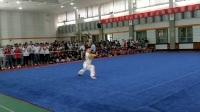 披挂拳竞赛套路~翟振宇 2017山西省武术套路锦标赛