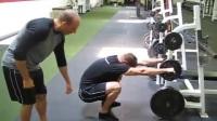 桃子老师分享:PRI训练之深蹲拉伸背阔肌