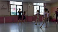 舞蹈技巧展示4