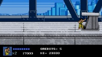 【啊水解说】《双截龙4》空手道山崎通关:玩脱了,死在最后一关