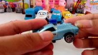 汪汪队汽车总动员玩具视频