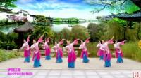 湖北公安快乐舞步舞蹈队《梦回江南》团队