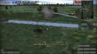 战争游戏红龙 坦克坟场