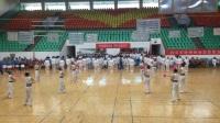 巩义市''全民健身日''健身技能交流展示舞蹈协会