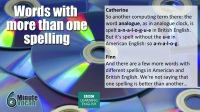 vocabulary-words-with-more-than-one-spelling