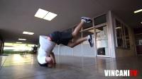 How to Breakdance  Baby Windmills  Kurt the Hurt