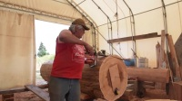 Totem Pole Carving Pt 1, With Tom Lafortune