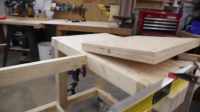 Double Flip Top Workbench - The Flipening (Part 2 of 3)