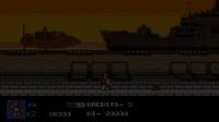【啊水解说】《双截龙4》忍者柳生乱藏通关:忍者镖,跑的快,跳齿轮子有点菜