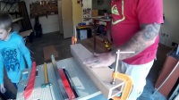 Cheap Table Saw Improvements Part 1