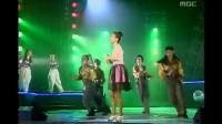 박진영(朴振荣) - 날 떠나지마(不要离开我)(19950421 MBC人气歌谣Best50 EP01)
