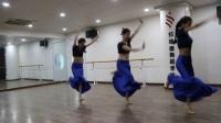 南京LaVida中国舞教师班 傣族舞《孔雀飞来》