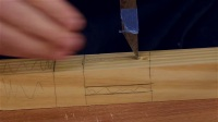 How to Chop Mortises {Part 3 of -Build a Dovetail Desk with Hand Tools-}