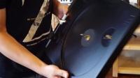 梦越噪声 索尼PS-HX500黑胶唱片机开箱