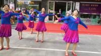 娅萍广场舞  天上的西藏