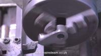 HOW TO BUILD A MODEL STEAM ENGINE - STUART MODELS VICTORIA - PART #6 - MACHINING
