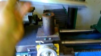 Homemade milling machine part 3