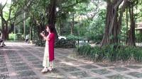 荔湾湖公园 演唱《月亮代表我的心》2017.9.15