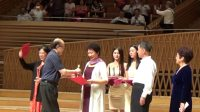 颁奖 合唱决赛 037第三届《融义杯》合唱大赛上海交响乐团音乐厅