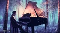美丽  轻松 钢琴曲