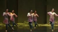 中国古典舞身韵巡礼015-圆之轨(云肩转腰)