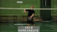 0002羽毛球视频-反手发球(右手)