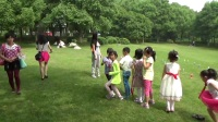 武汉市汉阳区十里铺小学一(3)班感恩母亲节游园活动录像(2015年5月10日)