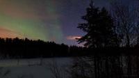 4K延时摄影北极极光