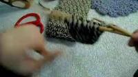 猫猫讲解 无指手套的织法_棒针(流畅)
