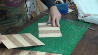 Making a Chessboard Top Pt.3 of 4