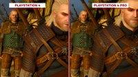IGN《巫师3:狂猎》 - PS4 Pro vs PS4