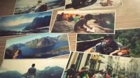 6903-AE模板 旅行照片视频幻灯片-Travel Memories 23480AE模板AE片头微客素材网