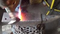 Blacksmithing - Claymore Part 1 Forging The Blade