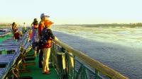 悠游埃及 尼罗河游轮甲板上的时光