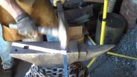 Blacksmithing - Claymore Part 2 Tuning and Hardening