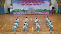 徐霞客代表队2017年江阴市老年人健身项目展示大会