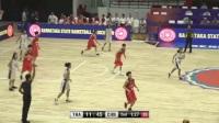 2017年女篮U16亚洲杯小组赛:中国vs泰国