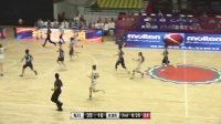 2017年女篮U16亚洲杯小组赛:韩国vs新西兰