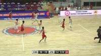2017年女篮U16亚洲杯小组赛:中国vs日本