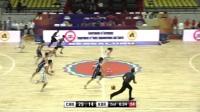 2017年女篮U16亚洲杯1/4决赛:中国vs韩国