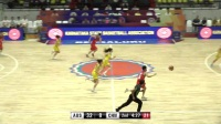 2017年女篮U16亚洲杯半决赛:中国vs澳大利亚