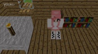 【智空制作】Minecraft我的世界动画:萌妹子惨遭HIM附体籽岷五之歌