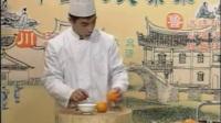 浙菜系列蟹酿橙