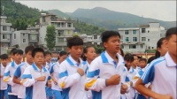 2016年望谟六中七年级军训