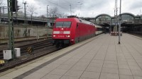 瑞士铁路EC9次列车